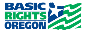 Basic Right Oregon